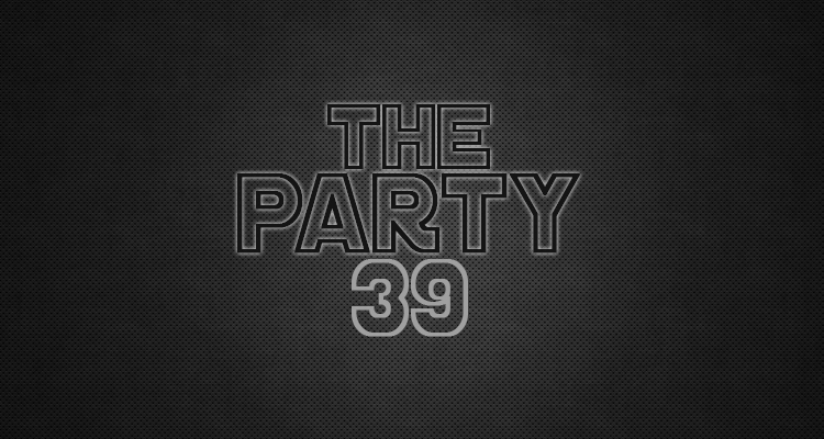 THE PARTY 39